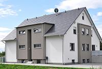 Lotissement avec doublage silico-calcaire (DE)