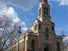 Église de Ste Marguerite du Vésinet, en béton Coignet