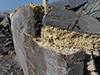 Le mortier Chaux/chanvre, un mélange naturellement ignifuge