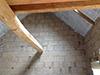 Monoblocs de briques Chaux/chanvre, plus aisée et propre qu'un banchage