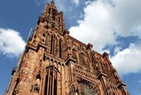 Participation à la restauration du monument historique alsacien le plus célèbre, la Cathédrale Notre Dame de Strasbourg