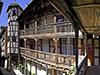 Restauration de l'Hôtel Cour du Corbeau (Alsace)