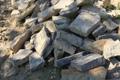 Pierres calcaires pour maçonnerie
