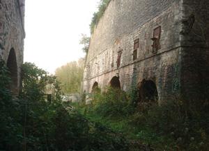 Anciens Fours à Chaux de La Roque-Genêtes, crées vers 1855 et éteints au 20ème siècle