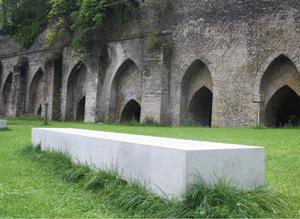 Fours à Chaux de Chercq, au bord de l'Escaut entre Antoing et Tournai