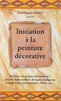 Initiation à la peinture décorative